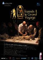 Ramsès II. Le grand voyage. © Les Films du Scribe