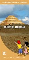 Le site de Saqqarah (français)